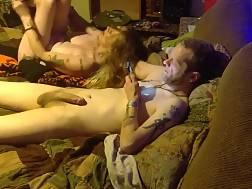 Amateur man texting