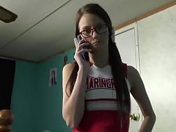 nerdy nymph cheerleader uniform