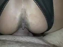 Dirty wife riding