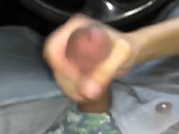 a amateur car during