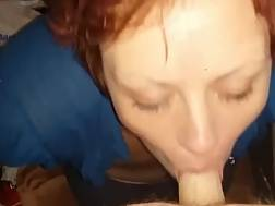 a bj blowjob cougar