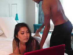 asian banging busy