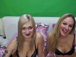 2 blondes german