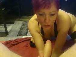 babe blowing chick
