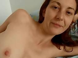 bed by filmed her