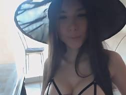 black in likes lingerie