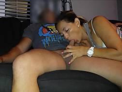 gf blow job sucking