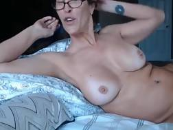 Horny mother Playing
