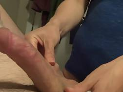 good handjob naughty wifey