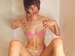 herself playing
