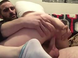 looking cam sucking penis
