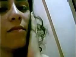 Brunette Arab whore