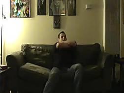Paunchy prostitute