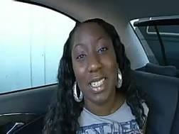 Busty ebony mamma
