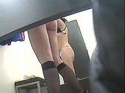 Hidden cam vid with