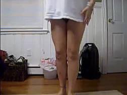 Hot web cam video