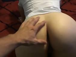 ass made drilled face