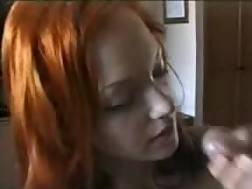 Tight redhead amateur