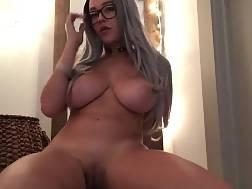 sexy boobed nymph ready