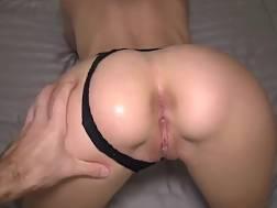 Creamy huge backside