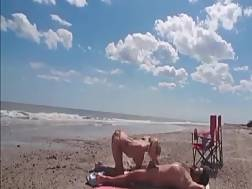 at bangs beach blond