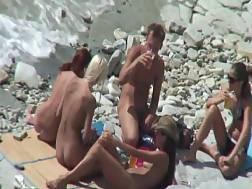 lot gals beach