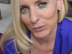 horny german mother pov