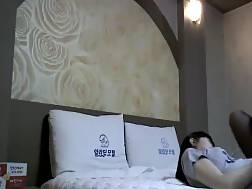 chinese couple bed