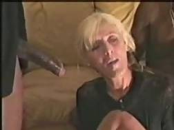 mature black jizz enjoying