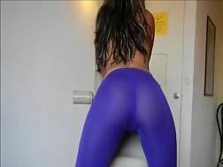 round butt made shaking