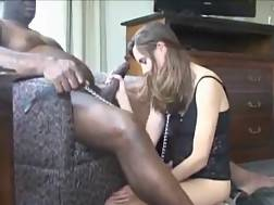 Submissive fiancee