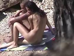 amateur couple nude beach