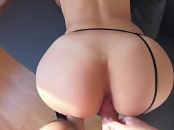 after ass butt creampie