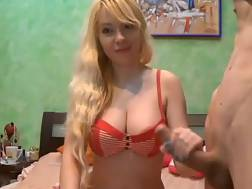 slutty live chat blonde
