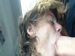 pecker hungry blondie blowing