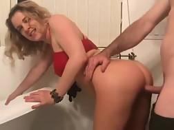 & and bangs boobs