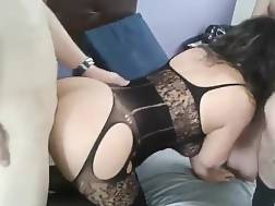 Huge booty mature