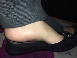 My wifes feet are