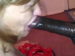 granny deep mouth young