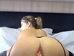 a all ass backside