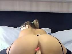 a all ass backside