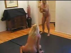 catfight naked nude