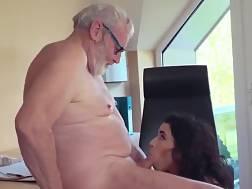 pretty nymph gets