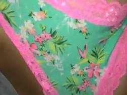Panties & cum