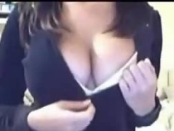 boobed busty cam