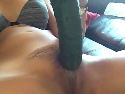 Cucmcumber bangs