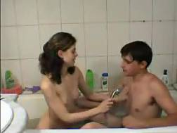 bath couple fuckin