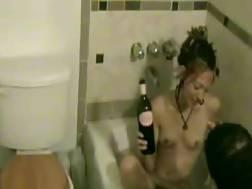 a bang bath couple