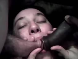 2 cocks dicks her