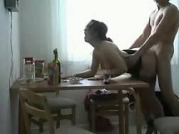 Russian MILF with